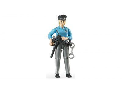 Bruder Rendőrnő felszereléssel