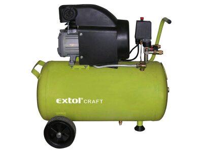 Extol Dugattyús légkompresszor