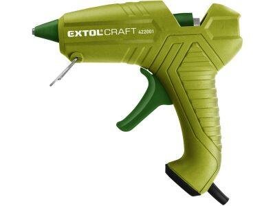 EXTOL Melegragasztó pisztoly 40W