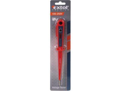 EXTOL Premium Fáziskereső ceruza 100-250V
