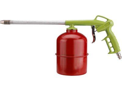 EXTOL Fuvató pisztoly tartállyal