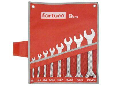 Fortum Villáskulcs készlet 8 darabos