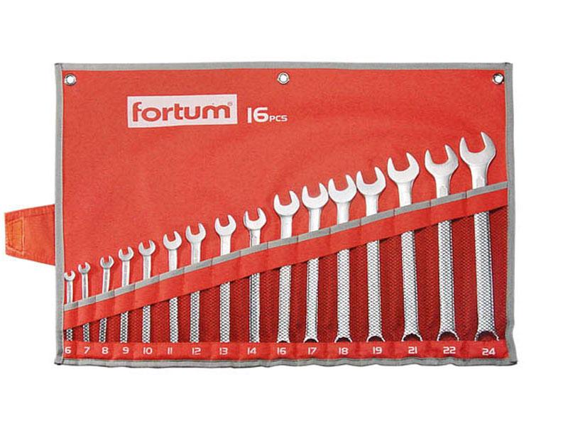 Fortum fortum 4730201 01 csillag villaskulcs keszlet 16db os