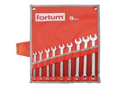 Fortum Csillag-villáskulcs készlet 9 db-os