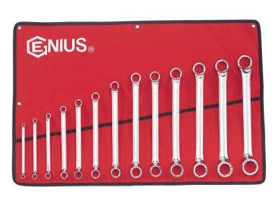 Genius Tools Csillagkulcs készlet 13 részes 6-32 mm