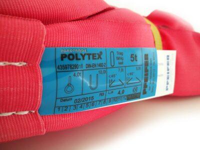 Polytex Emelőhurok 5T 4m